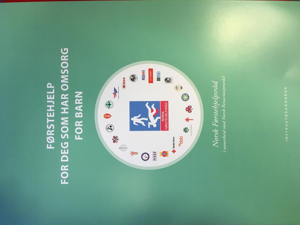 førstehjelp norsk førstehjelpsråd